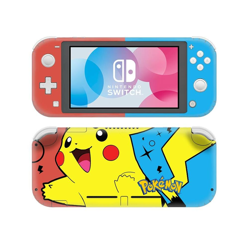 Pokemon Go, Пикачу, nintendo Switch, наклейка на кожу, чехол для nintendo Switch Lite, протектор, kingd Switch Lite, наклейка на кожу