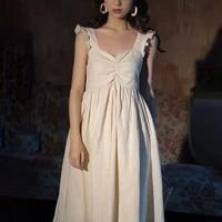 girl sweet vintage dress women hepburn style sexy chiffon party dress casual korean summer elegant french retro dress
