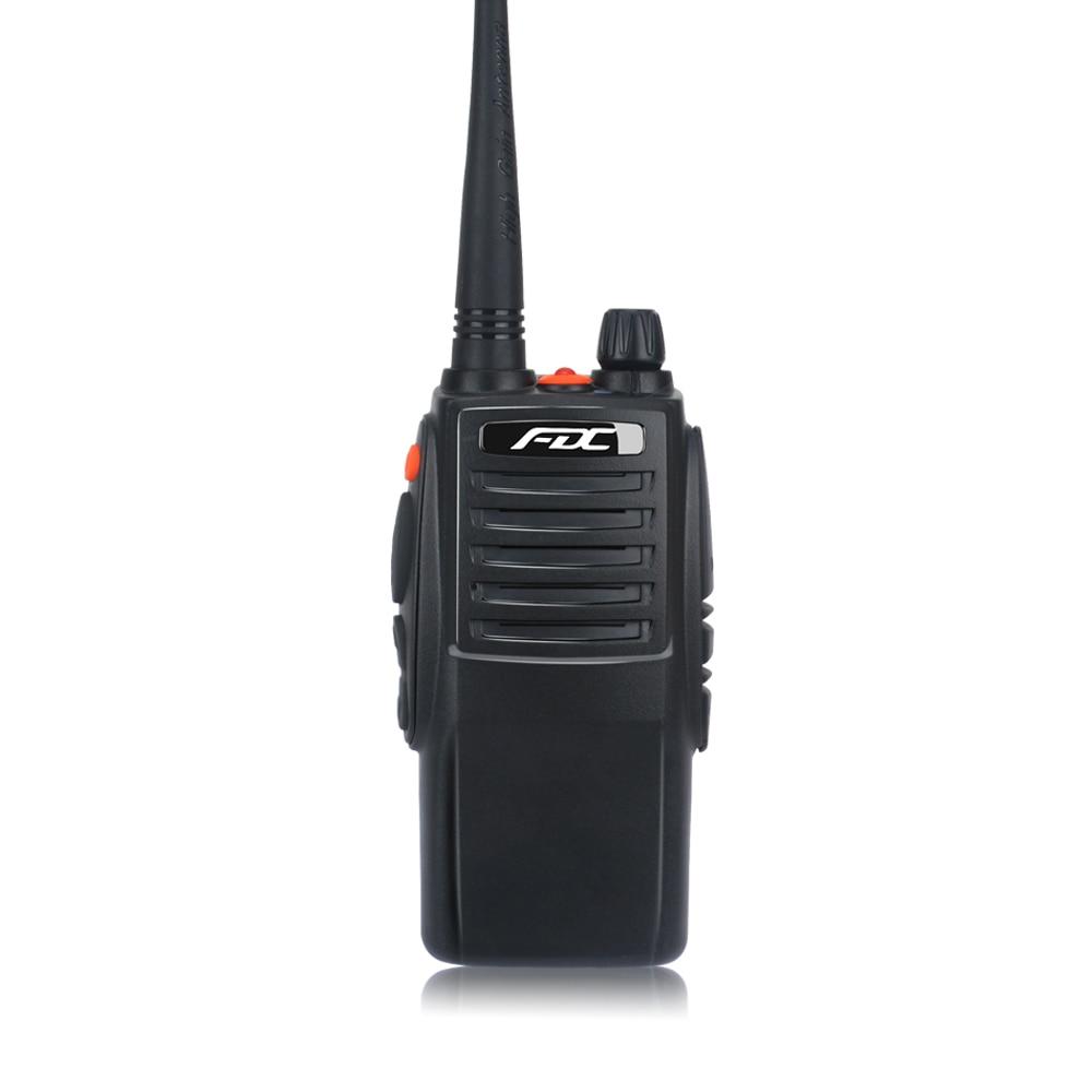 Walkie Talkie 10km UHF 400-470MHz 10W 99CH ham radio Telsiz FD-850 PLUS with 3500mAh battrey pack High gain antenna Flashlight