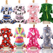 Winter Warm Dog Clothes Warm Pet Dog Jacket Coat Puppy Clothing Hoodies For Small Medium Dogs Sweate