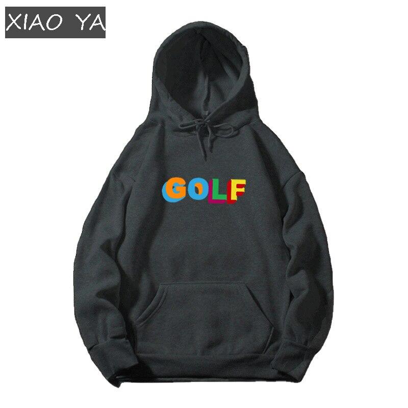 Golf Wang Tyler The Creator Hoodies Sweatshirts Harajuku Men Women Hip Hop Streetwear Japanese Hoodies Fashion Brand Male Tops