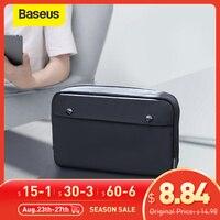 Сумка Baseus для телефона iPhone 11 Redmi Note 9 pro, нейлоновая Водонепроницаемая дорожная сумка для хранения