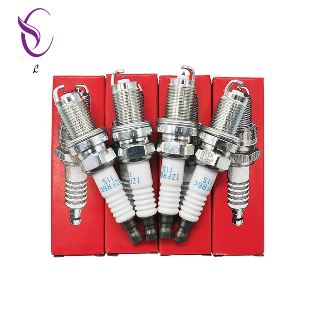 4 шт. IZFR6K-11S IZFR6K11S 9807B-561BW иридиевая Свеча зажигания для HONDA FR-V CIVIC ACCORD CR-V CRV 1.82.0 2,4 IZFR6K-11