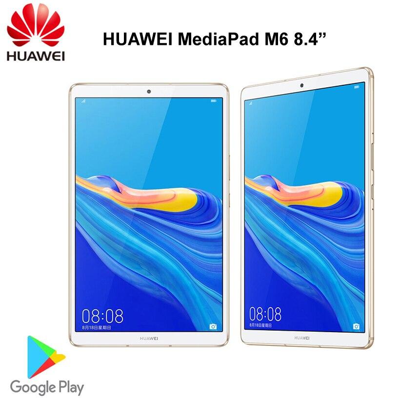 Tablet PC Huawei Mediapad M6, Original, 8,4 pulgadas, 6GB, 128G, wi-fi, Kirin 980 Octa Core, Android 9,0, Google play, 6100mAh, tipo-c 2560x1600
