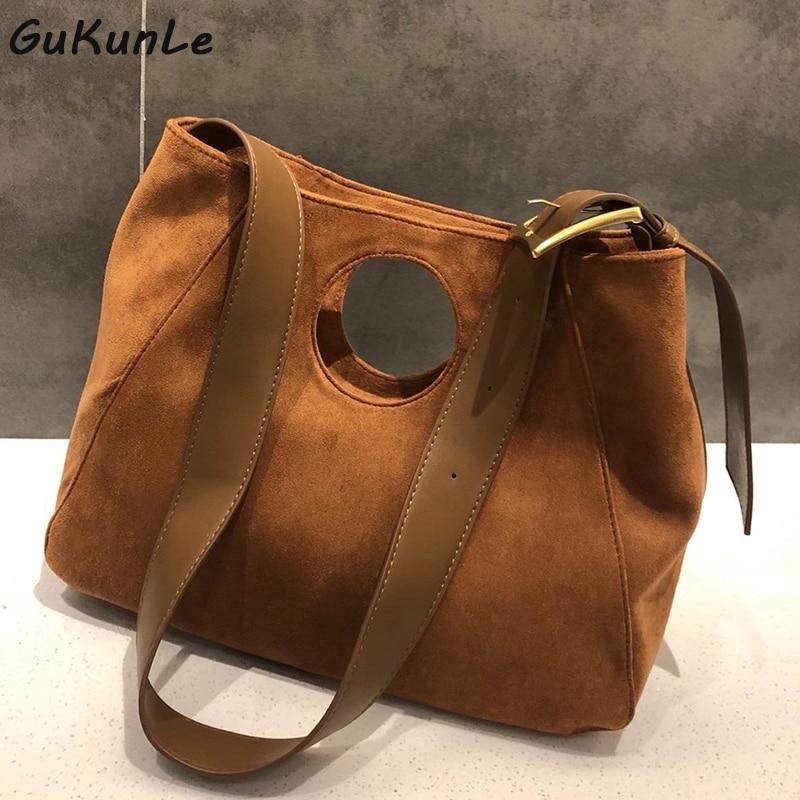Vintage Matte Women Handbag Scrub Female Shoulder Bags Large Capacity PU Leather Lady Totes Bag for Women Travel Hand Bags