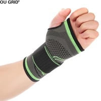 wrist brace carpal tunnel hand compression support wrap for men women tendinitis bowling sports injuries pain relief