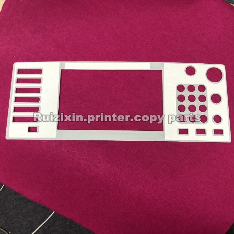 Copiadora de cubierta de la pantalla del panel de Control para Ricoh Aficio MP1060 MP1075 MP2060 MP2075 MP6500 7500 de 8000 operaciones consola Panel
