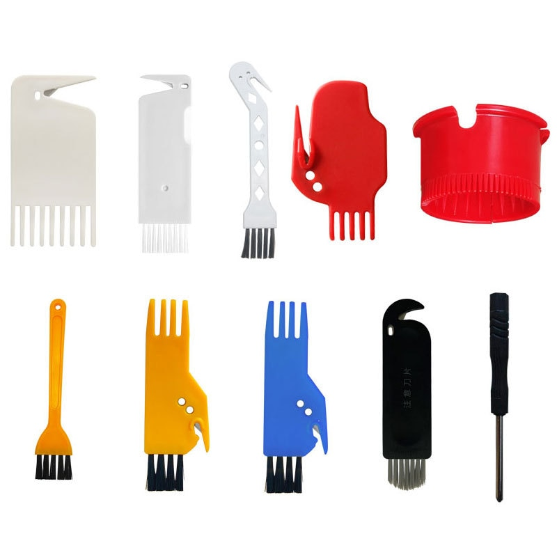 Roller Brush Filter Cleaning Tools Screwdriver For Xiaomi iRobot Conga iLife Ecovacs Robotic Vacuum
