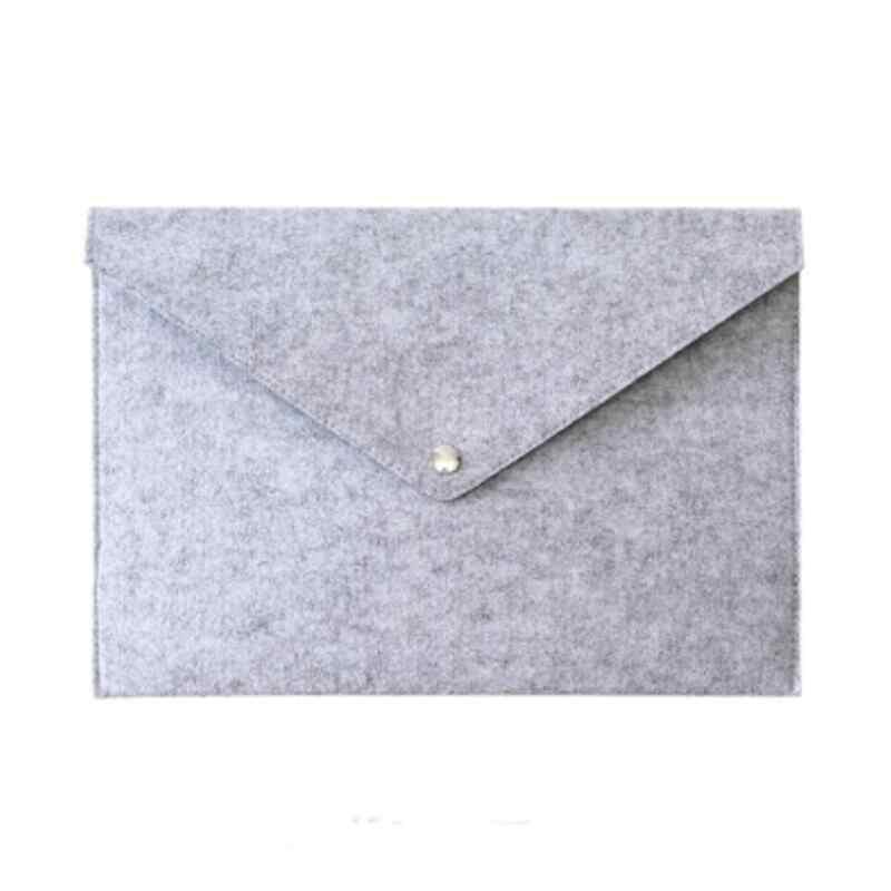 Pasta De Arquivo Feltro Titular Documentos Envelope Luxo Pasta Documento Saco Papel A4 Pastas Lx9080 Lemb De Festas Aliexpress