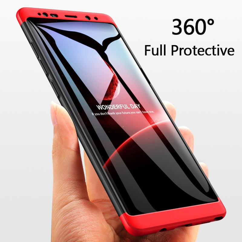 360 Full Protective Case For Samsung Galaxy S10 Plus S9 Plus S8 Plus Shockproof Case For Samsung S10