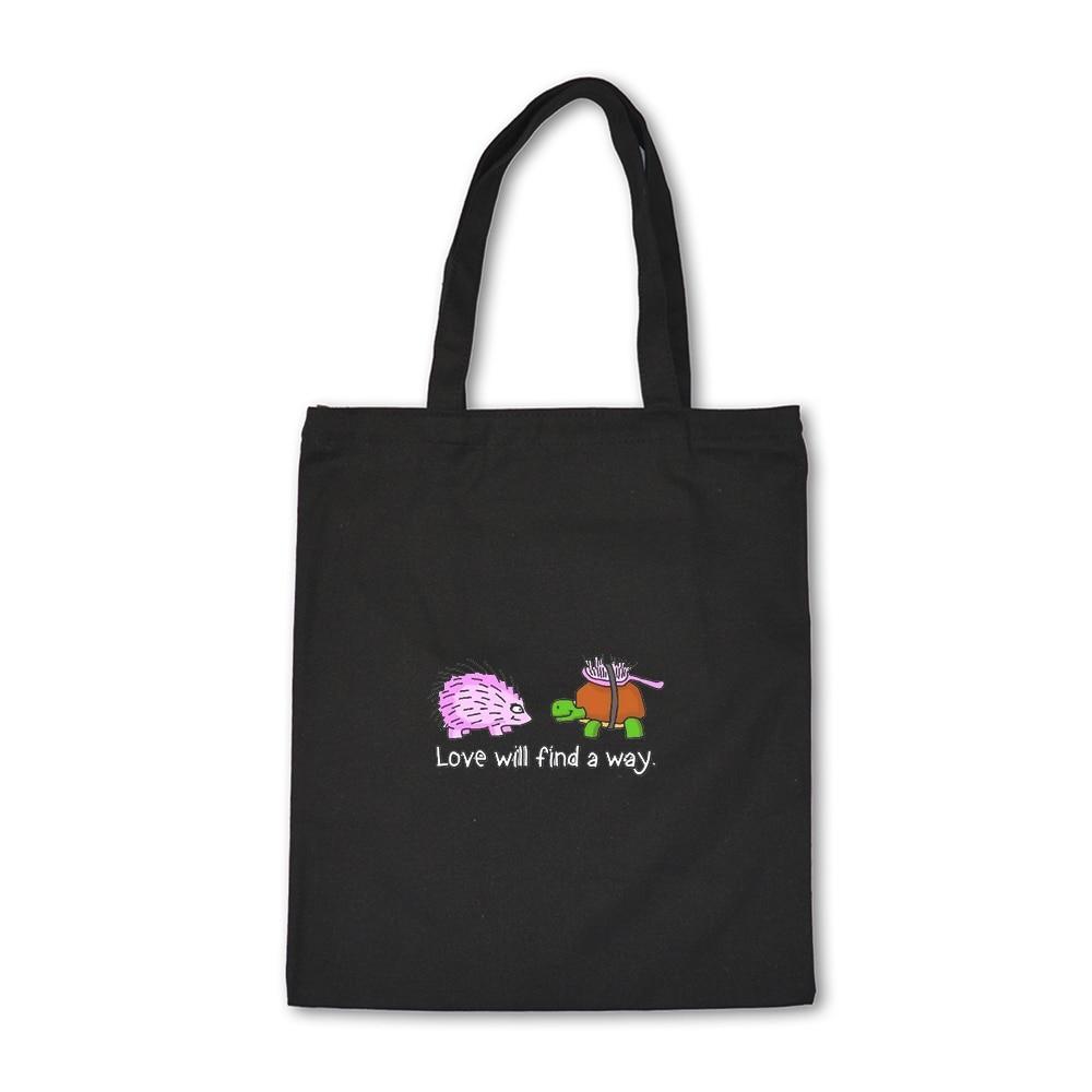 Dibujos Animados Bolso mujer bolsos de bolsas de compras reutilizables bolsas para...
