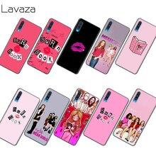 Lavaza Burn Book Mean Girls Kiss Case for Samsung A01 A11 A21 A41 A2 Core A20e A70s J4 Core J7 Duo J4 J6 J8 Plus Prime
