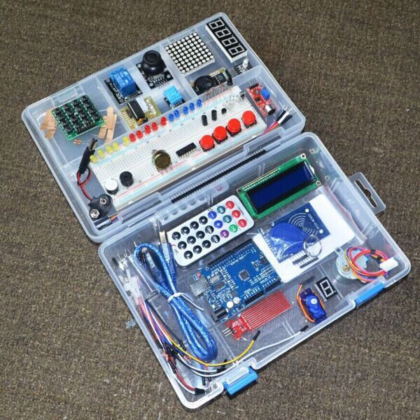 Стартовый набор для Arduino UNO R3, RFID, обуча�