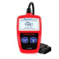 Original MS309 OBD2 Scanner Multi-languages Automotive Scanner Engine Diagnostic Tool ODB 2 EOBD MS309 Auto Diagnostic Scan Tool