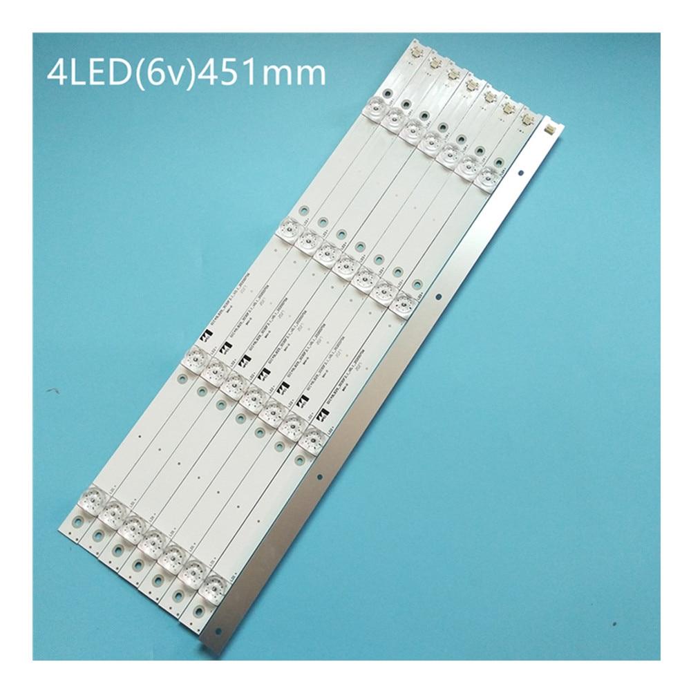 8 قطع الصمام الخلفية ل طومسون 49UD6596 TCL 49P3 D49A620U B49A81S-UD L49P1-UD 4C-LB4904-HR07J 49HR330M04A2 V3 49P3F