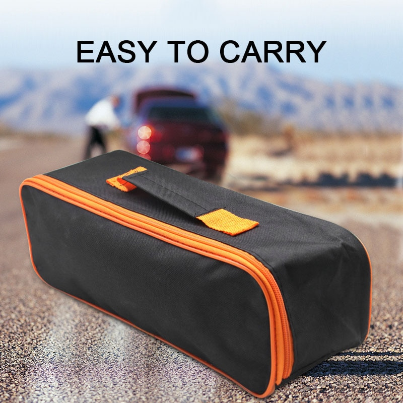 NEW 2 Pcs Tool Bag Storage Handbag Portable Multi-function Vehicle Tool Storage Bag