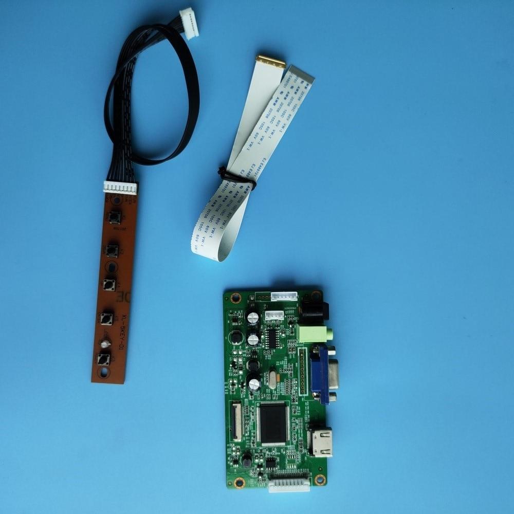 مجموعة شاشة 1920 بوصة عالية الدقة 1080 × 15.6 ، لوحة تحكم ، HDMI ، LED ، EDP ، VGA ، LP156WF6(SP)(M2)