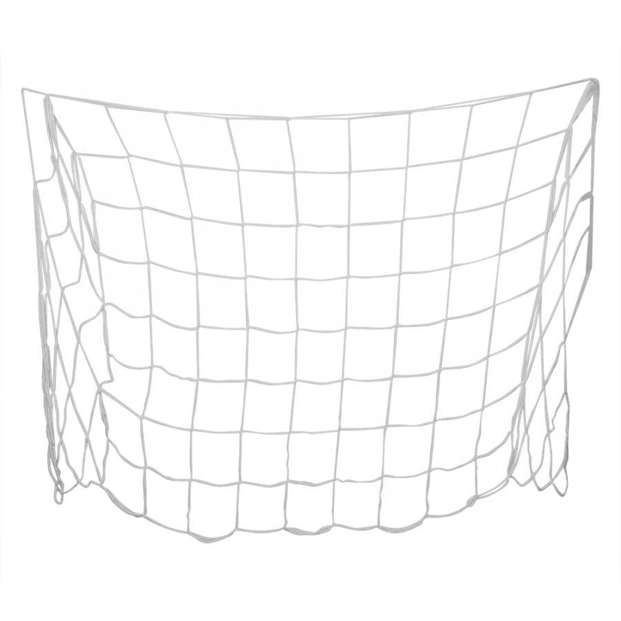 1.2x0.8m objetivo de futebol net post net durável fibra polipropileno objetivo net para 3 pessoa esportes jogo ferramentas treinamento