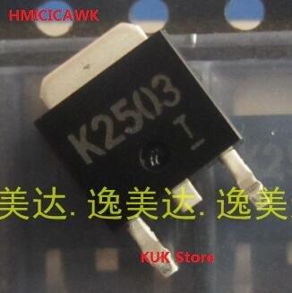 HMICICAWK Original 100% nuevo 2SK2503 K2503 DPAK 10 unids/lote