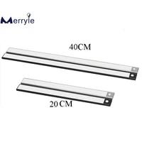 ultra thin led under cabinet light high brightness usb recharg motion sensor closet wall lamps for kitchen wardrobe lighting
