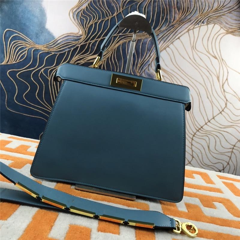 trending bags Luxury handbags wallet on women top quality designer  women's leather Shoulder bag Sof