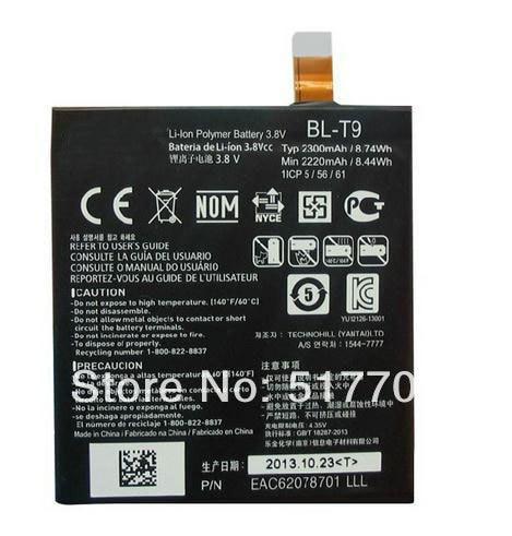 ALLCCX, BL-T9 de batería para LG/Google Nexus 5 D820 D821 Nexus 5 16GB con buena calidad