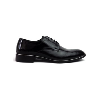 Gencol H405 Japanned Leather Classic Men 'S Shoes