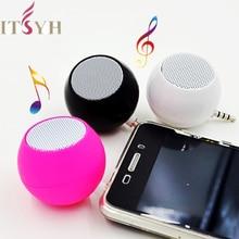 Mini haut-parleurs portables 3.5mm filaire Portable haut-parleur musique MP3 lecteur amplificateur haut-parleurs pour téléphone tablette ordinateur Portable LF01-006