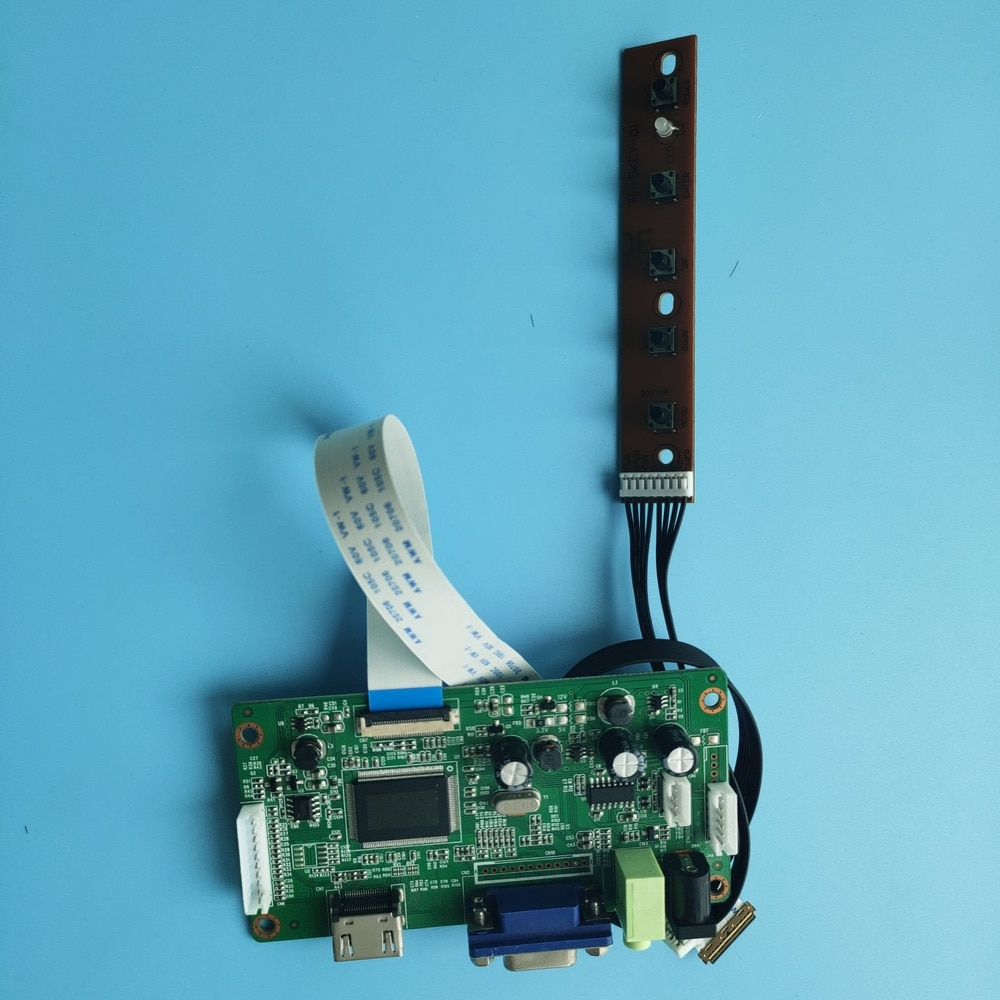 ل B140XTN02.6 1366 × 768 لتقوم بها بنفسك LCD EDP سائق 40Pin 14