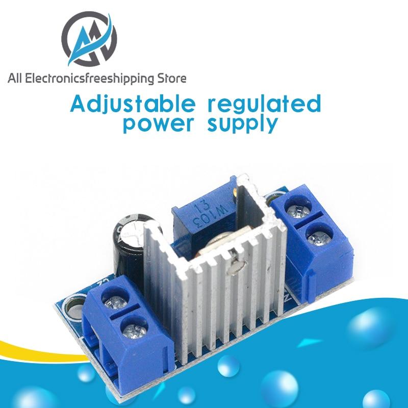 LM317 DC-DC Converter Buck Step Down Circuit Board Module Linear Regulator LM317 Adjustable Voltage