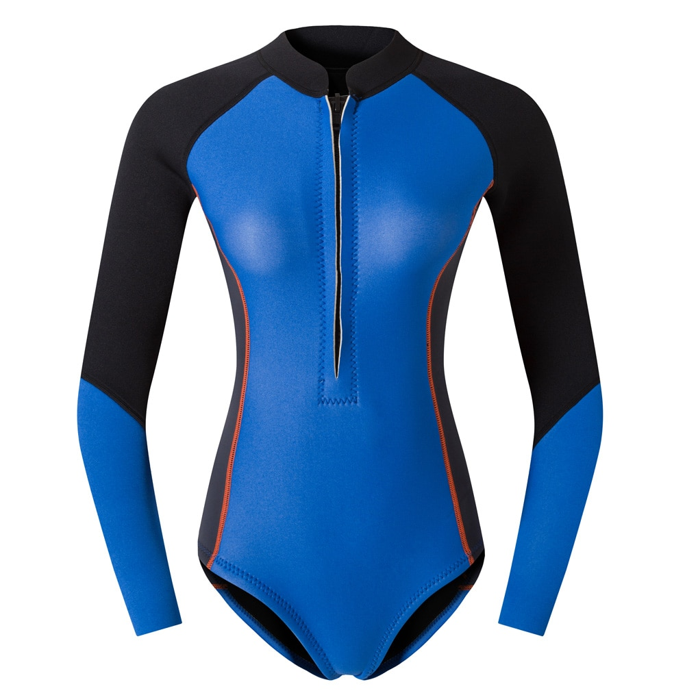 SF50+ 2mm wetsuits for swimming