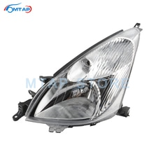 Lampe frontale halogène pour Nissan   Pour Livina Geniss / Grand Livina 2005 2006 2007 2008 2009 2010 2011 2012