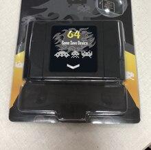 Retro Diy 340 In 1 Super 64 Bit Game Card Voor N64 Video Game Console Cartridge Ntsc En Pal Consoles ondersteund
