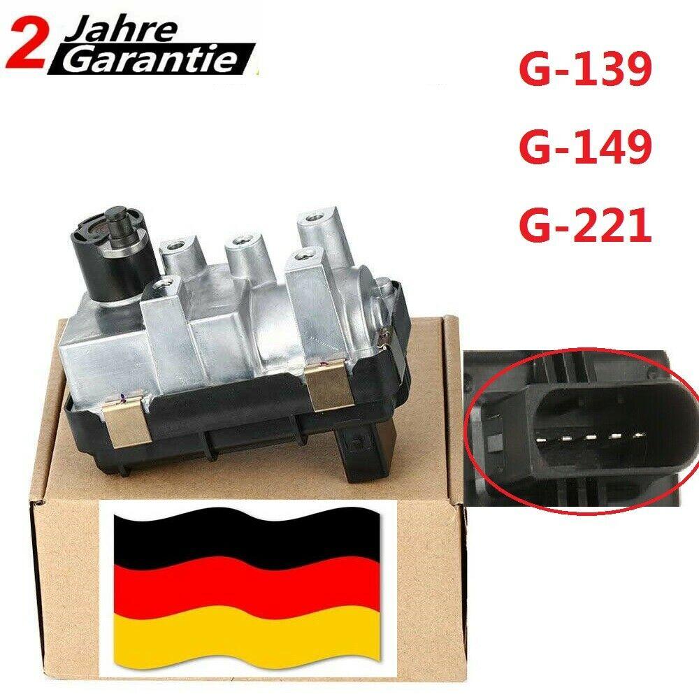 AP03 Turbo actuador eléctrico para JAGUAR X-TYPE FORD Mondeo 3 4 2,0/2,2 TDCi G-149 G221... G139 6NW008412 G-221 728680, 758226