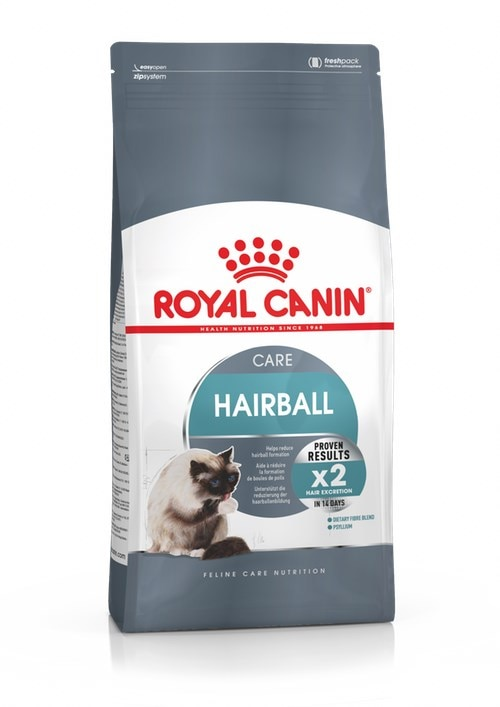 ROYAL CANIN cuidado de la bola de pelo seco. d/gatos pin lana del estómago 10 kg