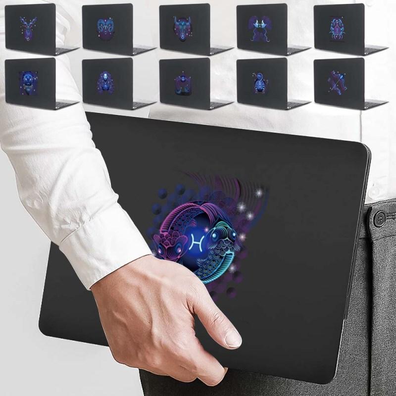 Laptop Case for Apple Macbook Air 13/Macbook Air 11/Macbook 12 Matte Black Hard Shell Cover Case