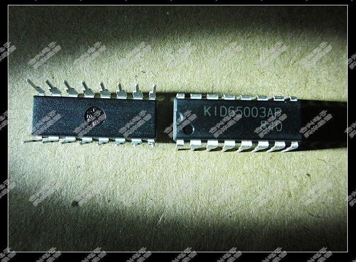 Kid65003ap dip-16 pacote comum led driver chip novo & original