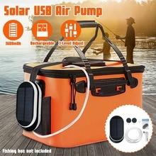 5V 0,9 W USB Lade Solar Luftpumpe Solar Powered/DC Lade Oxygenator Wasser Sauerstoff Pumpe Teich Belüfter