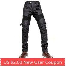 Pantalon moto 2019 enduit imperméable pantalon imperméable jean la Version Standard voiture Ride pantalon pantalon motos hommes