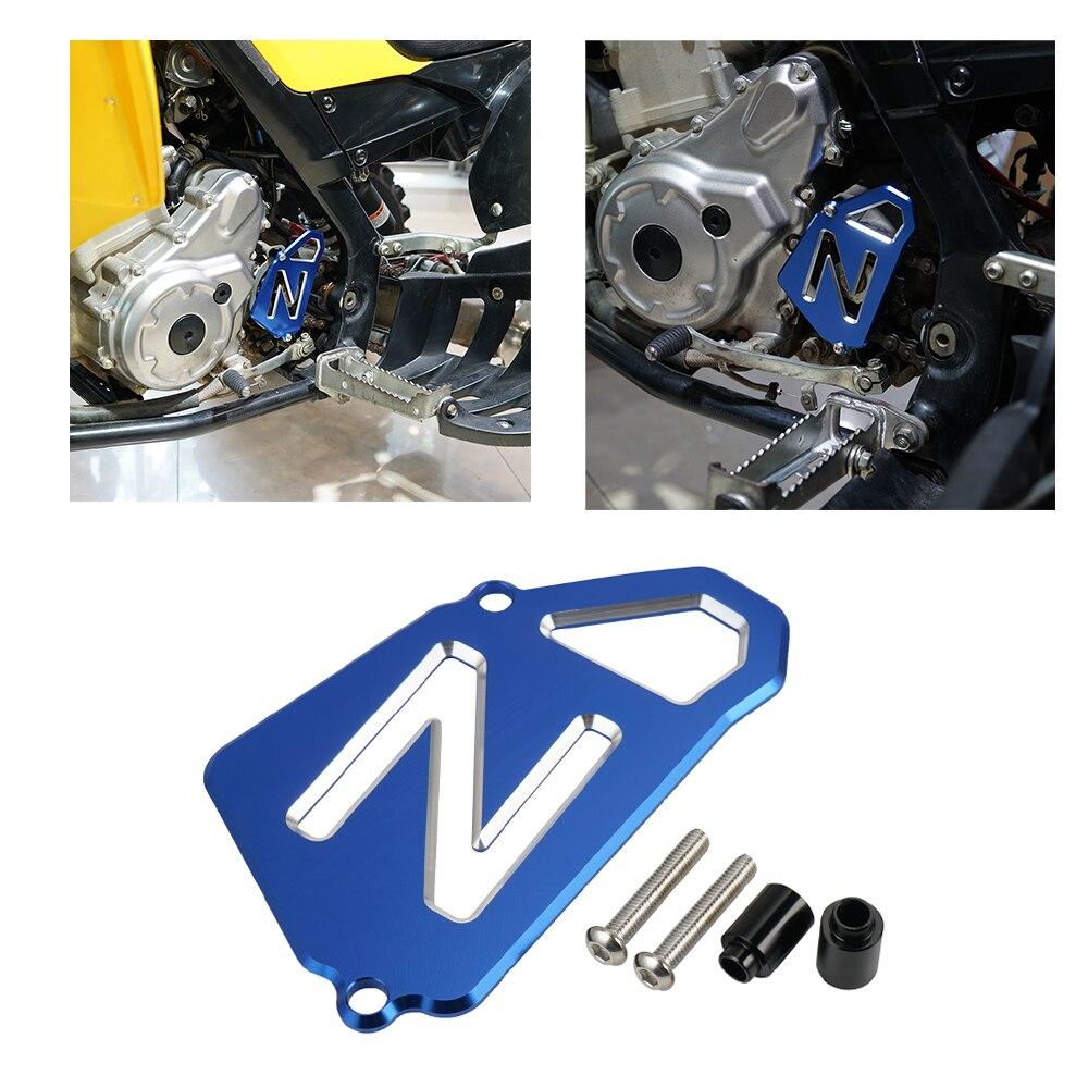 Sprocket Guard Case Saver Cover Protector For Yamaha Raptor 700 700R YFM700 YFM700R YFM 2009-2020 Aluminum ATV Accessories