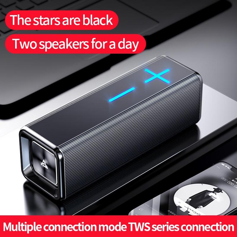 V13 Bluetooth Speaker Subwoofer Home Wireless Portable Audio Outdoor High Volume Mini Hifi Sound Quality Bluetooth 5.0 Speaker enlarge
