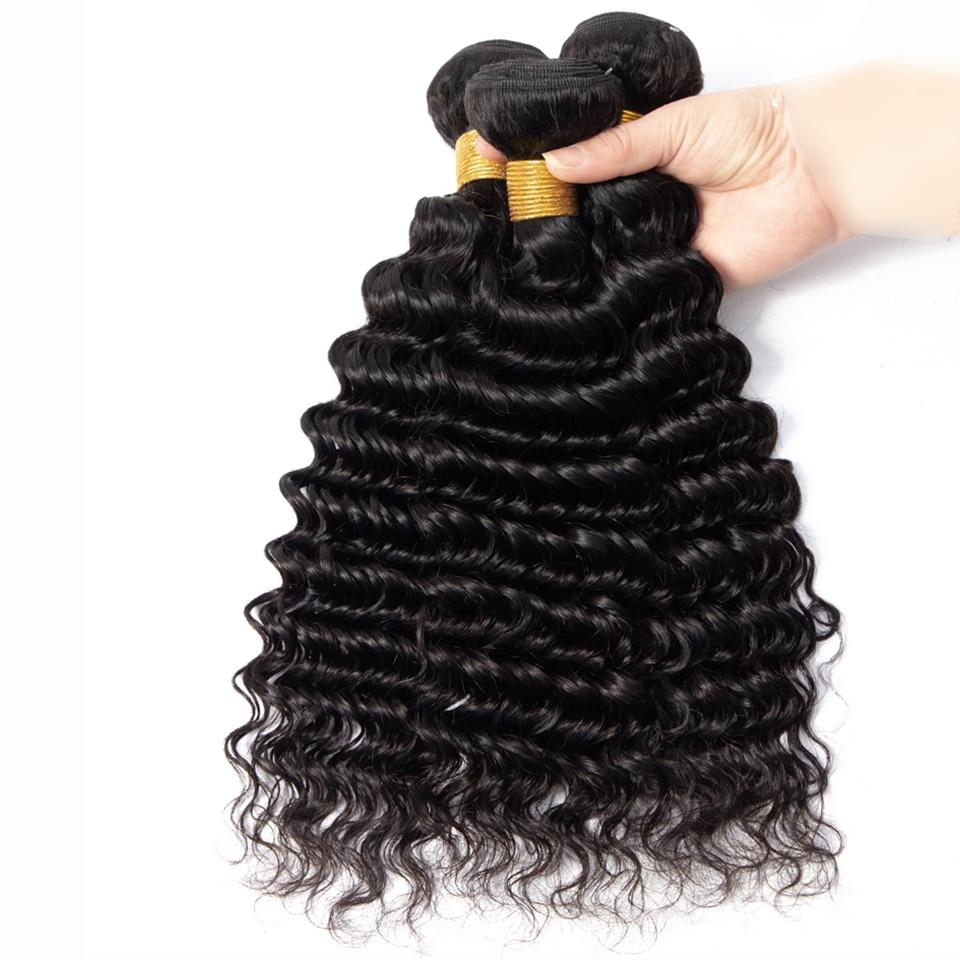 Brazilian Deep Wave Hair Bundles 6