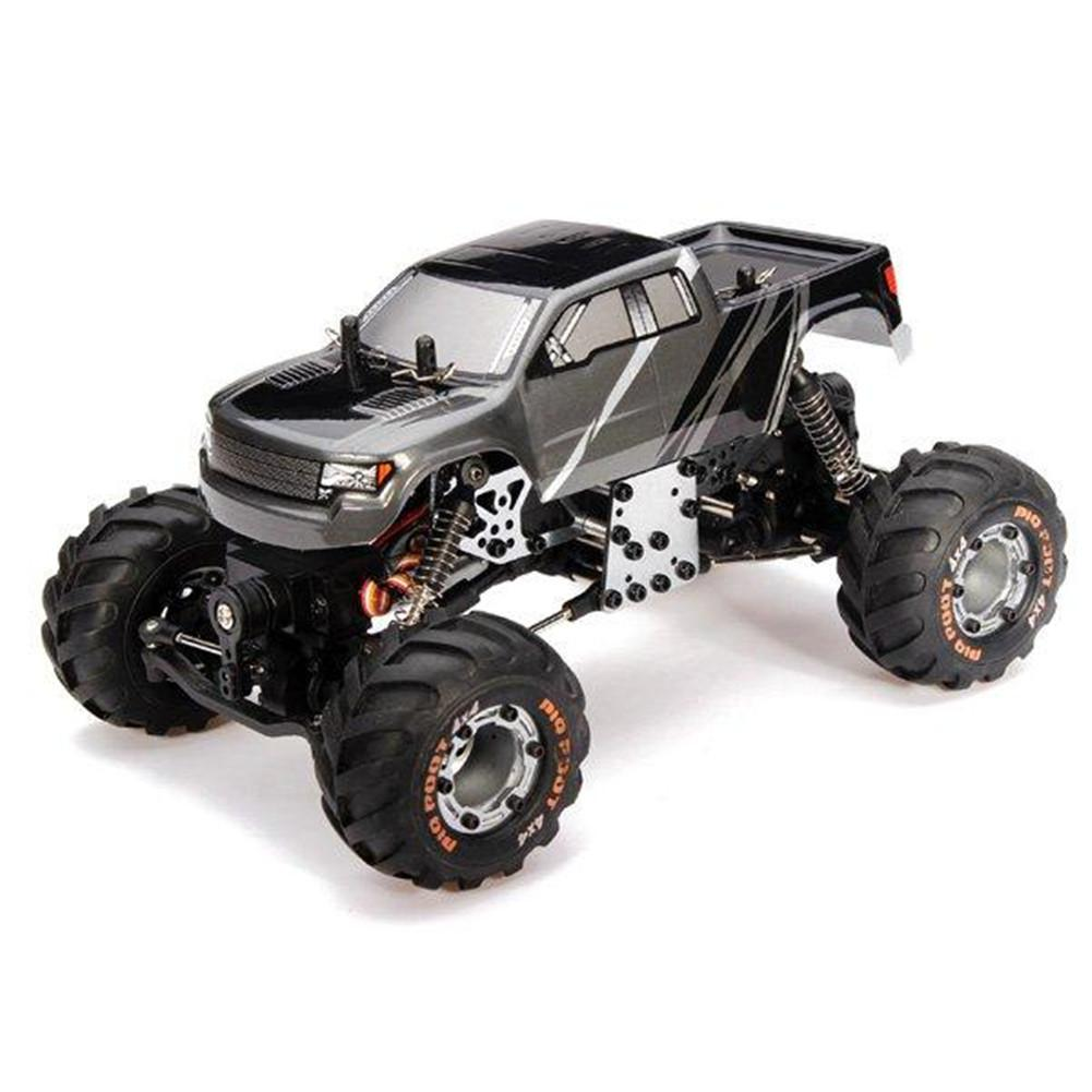 RCtown HBX 2098B 1/24 4WD Mini RC Auto Crawler Metall Chassis Für Kinder Spielzeug Erwachsene