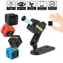 SQ11 Mini Camera 720P Sensor Infrared Night Vision Camcorder Outdoor Micro Cam Sport DV Video Motion