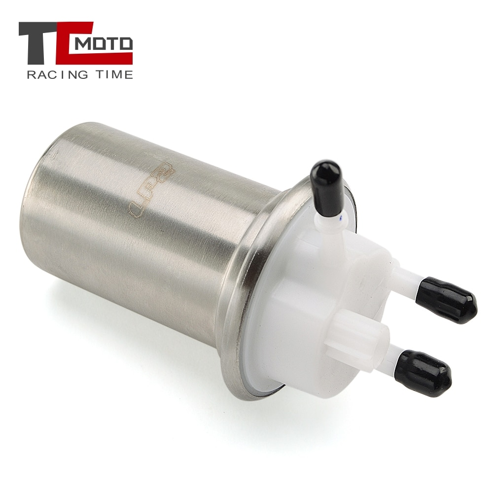 Bomba de combustible eléctrica para motocicleta TCMOTO 16700-KWF-951 para Honda CBF125 NXR150 2008-2015 Hero Karizma ZMR 2010-2016 NX400 XRE300