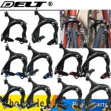 Fixed gear bike Road Bicycle Bike Brake C Caliper ClipCaliper - Sidefor 53-73mm arm parts component CNC shoes black Accessories