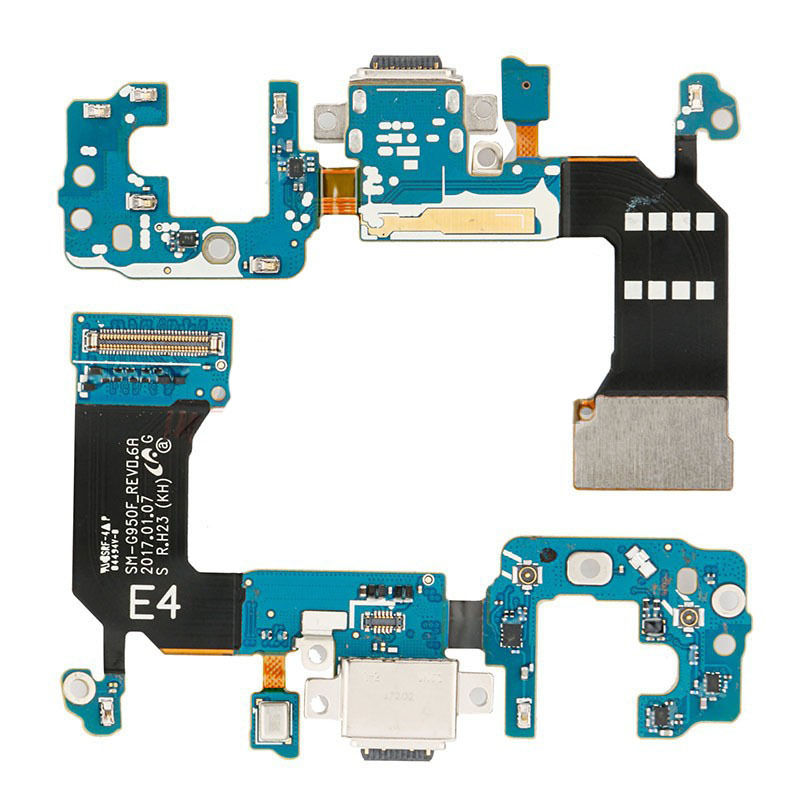 For Samsung Galaxy S8 SM-G950F Charging Flex Cable Charger Port Dock Connector