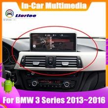 6-Core Android System Update Auto-Player Für BMW 3 Serie F30 F31 F34 F35 2013 ~ 2016 Autoradio GPS Navigation Auto Multimedia