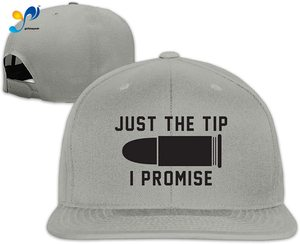 Yellowpods Just The Tip I Promise Men's Relaxed Medium Profile Adjustable Baseball Cap