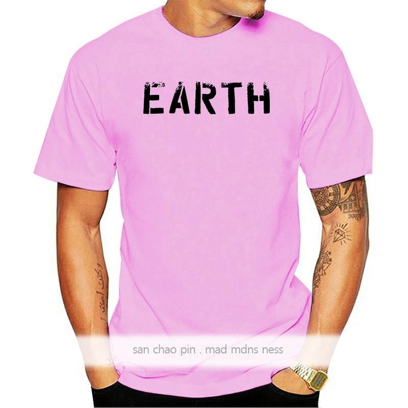 NEIL YOUNG EARTH PROMISE THE REAL Black T-Shirts Mens Tee S to 3XL